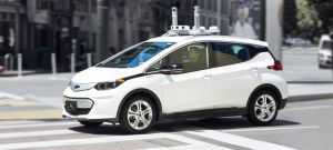 Chevy Bolt Autonomous Cars