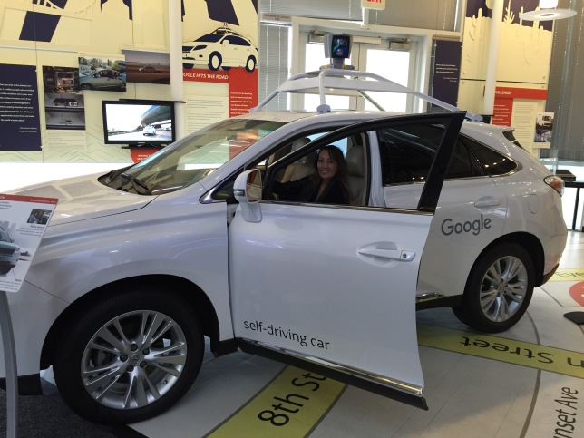 Google Self-Driving Car - Computer History Museum