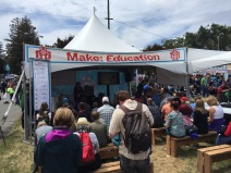 Maker Faire: Education